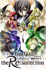Code Geass: Lelouch of The Resurrection (2019) Legendado BluRay 1080p MKV